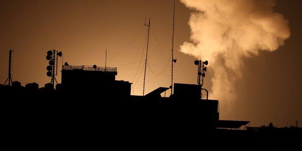 Frappes aeriennes israeliennes sur gaza apres un tir de roquette[reuters.com]