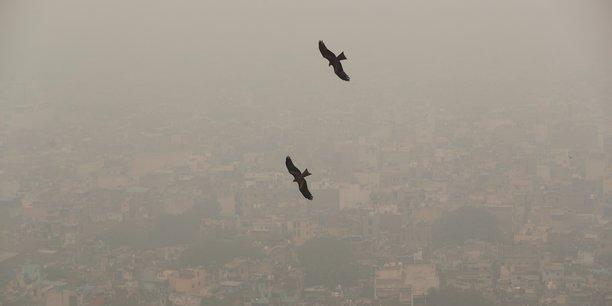 Les trois principaux gaz à effet de serre persistants - le dioxyde de carbone, le méthane et le protoxyde d'azote - ont encore atteint des records de concentration en 2019, selon l'Organisation météorologique mondiale (OMM).