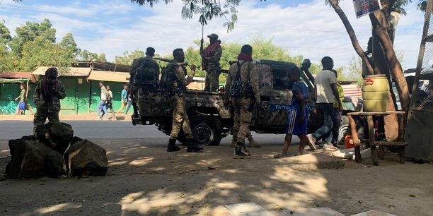 Les forces du tigre disent avoir detruit une division mecanisee de l'armee ethiopienne[reuters.com]