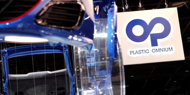 Plastic omnium releve ses previsions pour le second semestre[reuters.com]