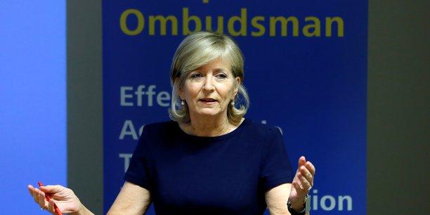 La mediatrice de l'ue critique un contrat attribue a blackrock par la commission[reuters.com]