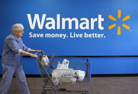 Walmart a connu une hausse de 12% de son bénéfice au quatrième trimestre.
