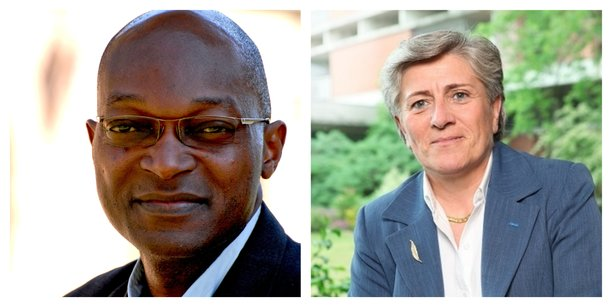 Hugues Kenfack succède à Corinne Mascala à la tête de l'université Toulouse 1 Capitole.