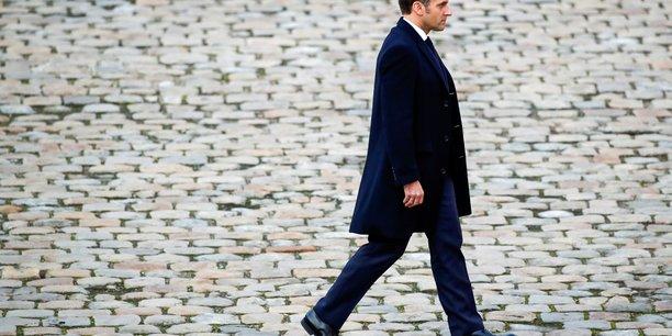 Macron tres choque par la video du producteur frappe par des policiers[reuters.com]