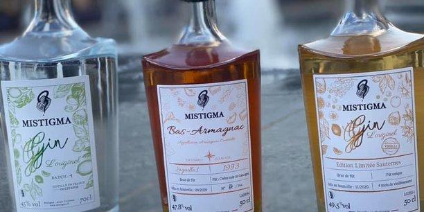 L'entreprise Mistigma dévoile ses premiers produits.