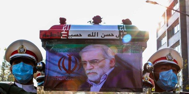 Iran: l'arme utilisee contre mohsen fakhrizadeh fabriquee en israel, rapporte press tv[reuters.com]