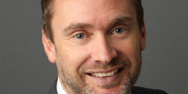 Fabien Acerbis, directeur général d'Immobel France.