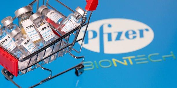 Coronavirus: pfizer et biontech demandent un feu vert pour leur vaccin dans l'ue[reuters.com]