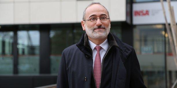 Après un passage par Marseille où il a assumé durant 15 ans la direction de l'école Centrale, Frédéric Fotiadu a pris les rênes de la première école d'ingénieurs post-bac en France, l'INSA Lyon, en novembre 2019.