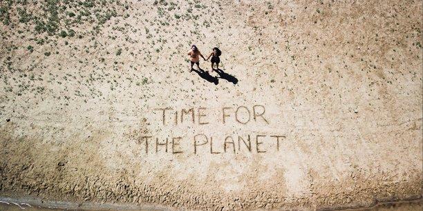 Time For The Planet a déjà réussi à fédérer 6.500 associés et à lever 1,1 millions d'euros.
