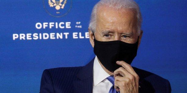 Biden exhorte le congres a soutenir l'economie, promet plus en janvier[reuters.com]
