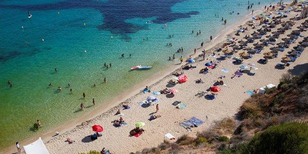 Le tourisme balnéaire, un des atouts de la Grèce, de l'Espagne, du Portugal et de la France