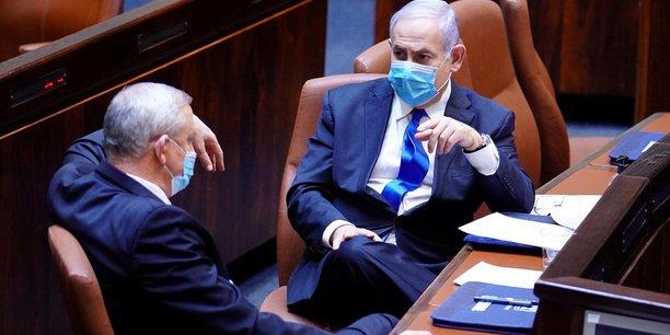 Israel: les divergences entre gantz et netanyahu menacent le gouvernement d'union[reuters.com]