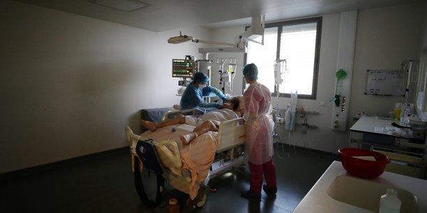 Coronavirus: les contaminations repartent a la hausse en france[reuters.com]