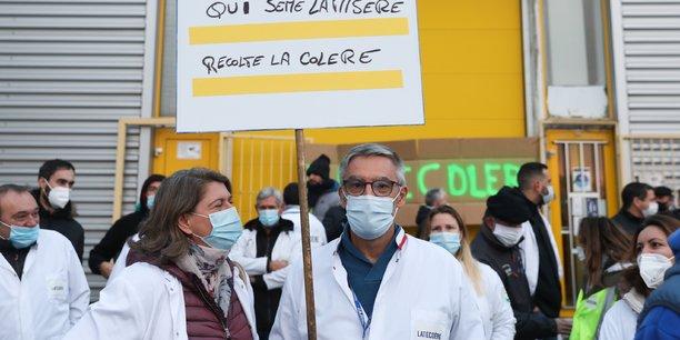 Les salariés de Latelec s'inquiètent d'une délocalisation de leurs postes au Maghreb.
