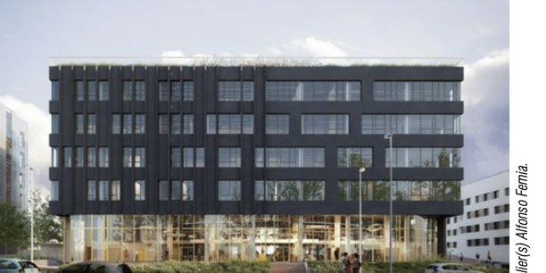 Rennes Métropole participe au développement de la Cyberplace, un espace de bureaux aux normes confidentiel-défense assorti d'une pépinière d'entreprises. Son ouverture est prévue en juillet 2022.
