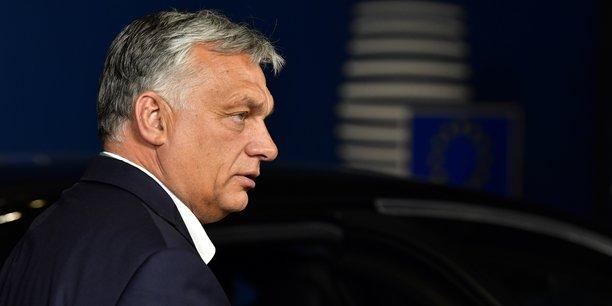Pour Viktor Orban (en photo), il n'est pas question de céder sur un principe clé, à savoir lier le budget de l'UE à des questions politiques sur l'État de droit.