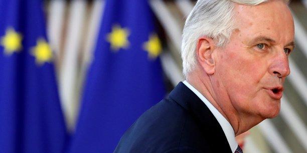 Michel Barnier est le négociateur en chef de la Commission chargé de la conduite des négociations avec le Royaume-Uni.
