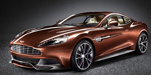 17.590 Aston Martin ont été rappelées par leur constructeur mercredi. (Reuters/Darren Staples)