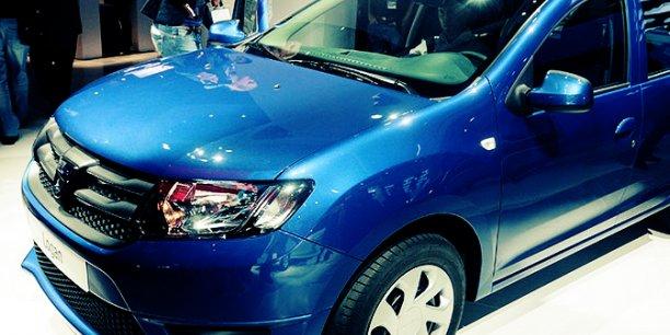 Les nouvelles Dacia  bas coûts font un carton en France