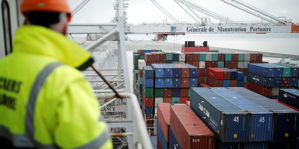 Photo d'illustration. Le gouvernement compte également annuler des dividendes prélevés auprès des grands ports maritimes en 2020 et 2021, soit environ 60 millions d'euros, pour qu'ils puissent traverser la crise et investir dans la transition énergétique.
