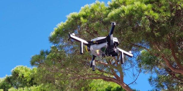 Des preuves de concept, basées sur les systèmes de drones automatiques et filaires (ISS Spotter) de Delta Drone, seraient actuellement réalisées pour le compte de grandes entreprises, de services de l'Etat et de collectivités.