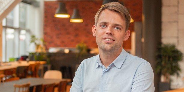 Raphaël Vullierme, co-fondateur et CEO de Luko.
