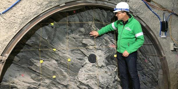 Un projet de recherche a été lancé au laboratoire sous-terrain du Mont-Terri (Jura, Suisse) afin d'étudier les possibilités de stockage du CO2 dans le sous-sol.