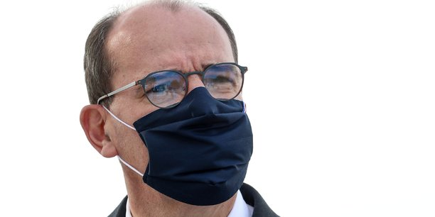 Le Premier ministre Jean Castex a fait le constat que la partie est loin d'être gagnée et que l'amélioration de l'épidémie de coronavirus marque le pas depuis une semaine, en appelant à nouveau à la mobilisation de tous face à cette troisième vague de contaminations qui se profile.