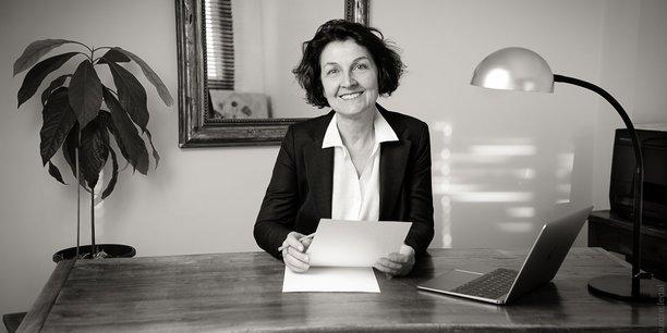 Me Sabine Marcellin, avocate experte en droit du numérique, protection des données et cybersécurité du cabinet DLGA.