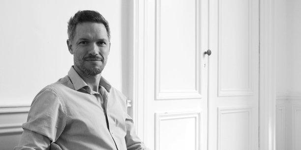 Cédric Dumas, le fondateur et dirigeant de Wiidii