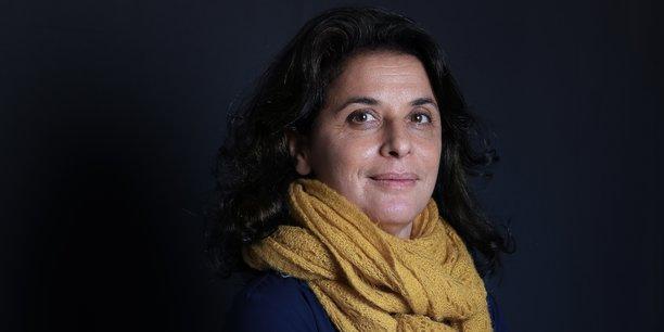 Kareen Maya Levy, la co-fondatrice de Kippit, avec Jacques Ravinet, veut conquérir la France et l'Europe avec son électroménager made in France.