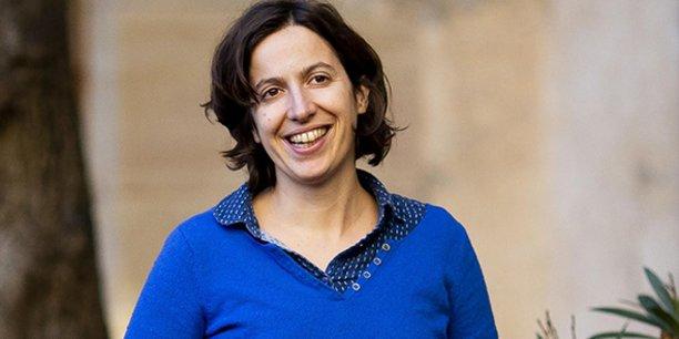 Jeanne Fabre, nouvelle présidente du salon Millésime Bio.
