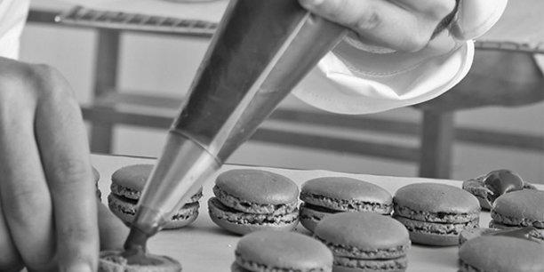 Avec les restaurants fermés, La Compagnie des Desserts est elle aussi à l'arrêt.