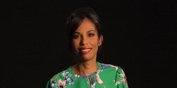 Elizabeth Tchoungui, Directrice exécutive RSE, Diversité et Solidarité du Groupe Orange.