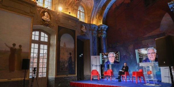 Le Forum zéro carbone de La Tribune a notamment fait intervenir Joan Clos, ancien maire de Barcelone.