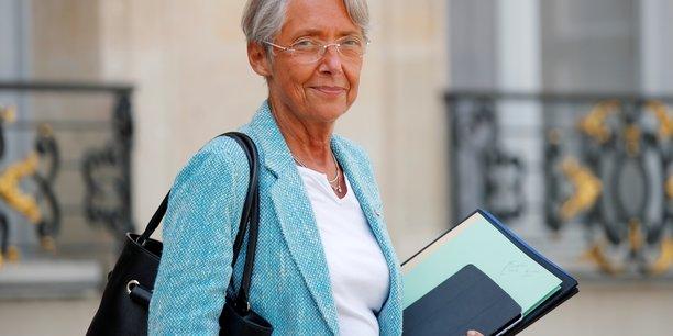 Élisabeth Borne, Ministre du Travail, de l'Emploi et de l'Insertion.