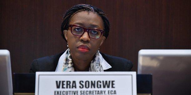 Vera Songwe, Secrétaire Exécutive de la Commission économique pour l'Afrique des Nations Unies.