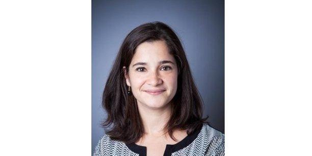 Natalia Araujo est déléguée Innovation chez Bpifrance Nouvelle-Aquitaine.
