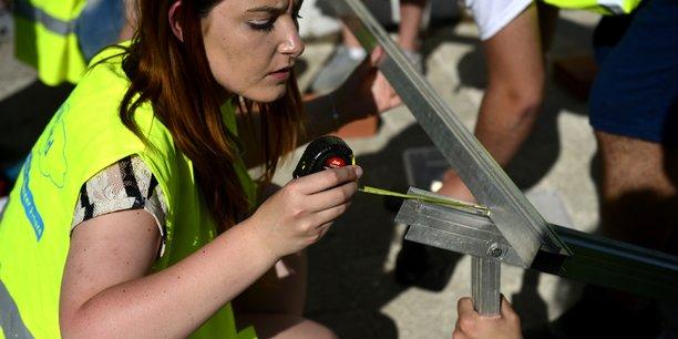 Des étudiants ont suivi un programme de formation Erasmus+ sur le logement bioclimatique à Séville.