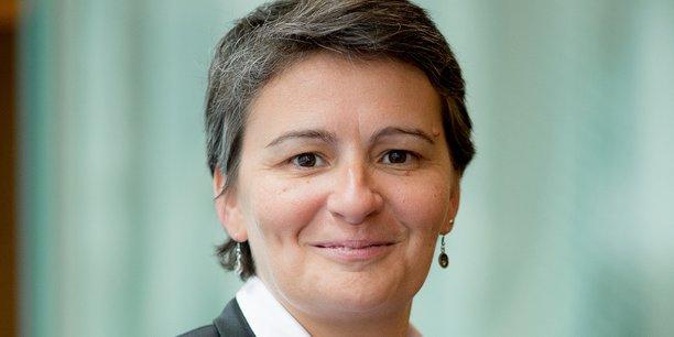 Magali Marton, directrice des études et recherches de Cushman & Wakefield France