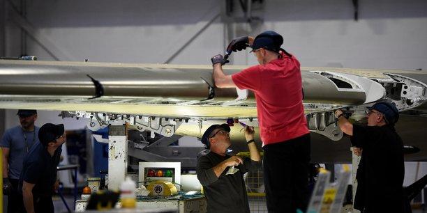 60.000 emplois dans l'aéronautique étaient menacés sur 2020-2021 dont la moitié aurait déjà pu être sauvée d'après Éric Trappier, président du Gifas.
