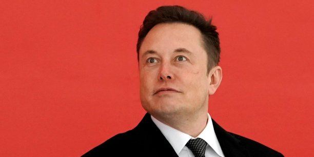 Le Pdg de Tesla, Elon Musk, assiste à la cérémonie d'inauguration de la Tesla Shanghai Gigafactory à Shanghai, en Chine, le 7 janvier 2019.