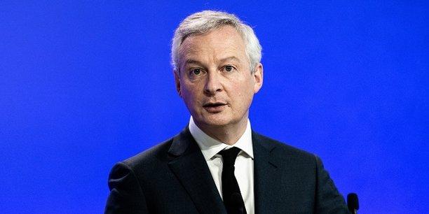 Bruno Le Maire a notamment ouvert la voie à une prolongation de la prise en charge maximale du chômage partiel au-delà du mois de mars.