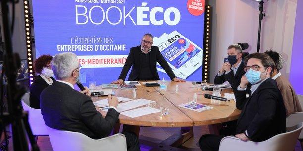 Toulouse peut être la star européenne de la relance, selon Pierre-Olvier Nau, le nouveau président du Medef 31.