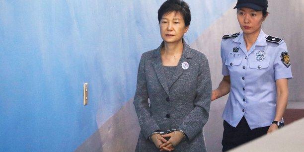 Coree du sud: la condamnation de l'ancienne presidente park definitivement confirmee[reuters.com]