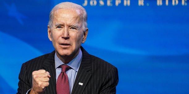 « Il est nécessaire de dépenser de l'argent maintenant », a déclaré Joe Biden la semaine dernière.