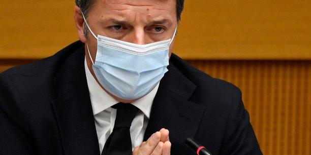 Renzi pense que conte perdra la confiance du parlement[reuters.com]