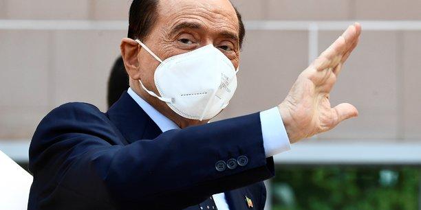 L'ancien dirigeant italien silvio berlusconi a quitte l'hopital[reuters.com]