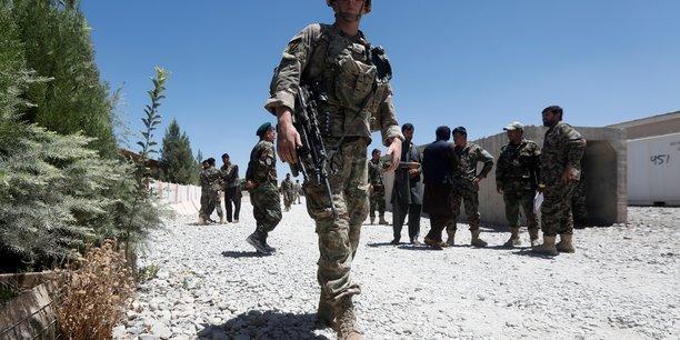 Les effectifs americains en afghanistan au plus bas depuis 2001[reuters.com]